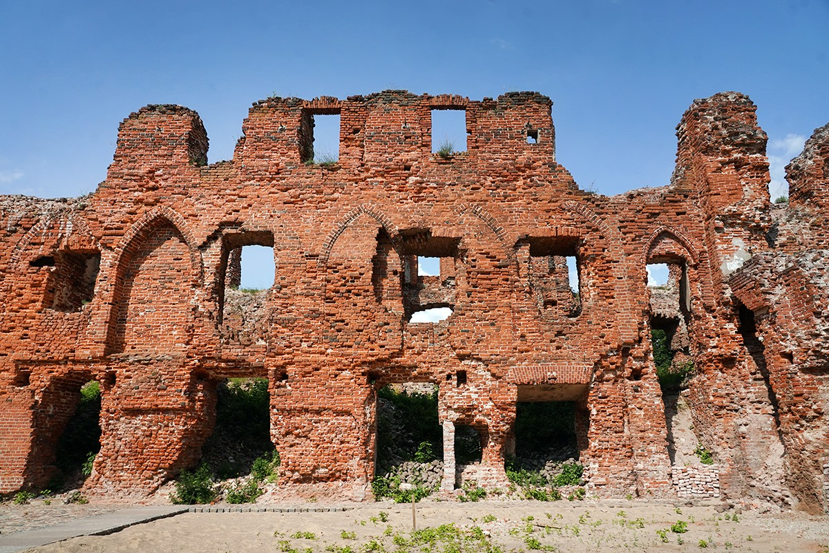 На восстановление памятников предпринимателям Калининградской области выдадут льготные кредиты