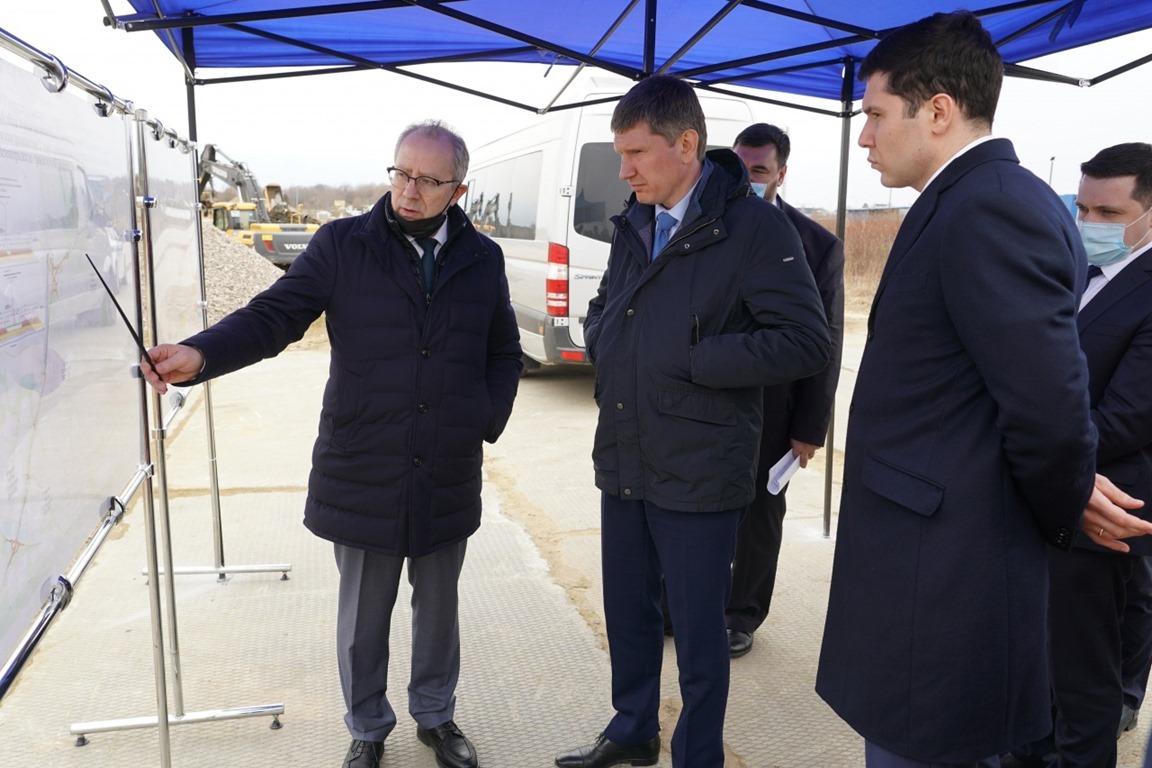 Глава Минэкономразвития РФ: «Развитие Калининградской области крайне важно для федерального правительства и страны»