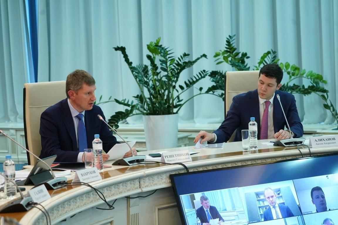 Алиханов включил Калининградскую область в зону «зелёной» энергетики
