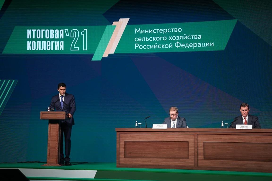 Алиханов: Калининградская область достигла самообеспеченности по молоку, зерну и картофелю