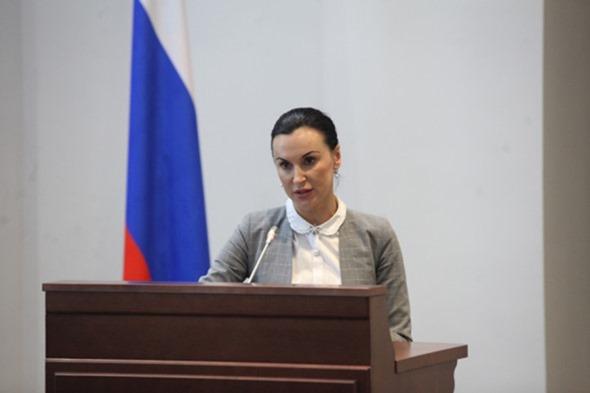 Светлана Нижегородова. Фото: пресс-служба правительства Калининградской области