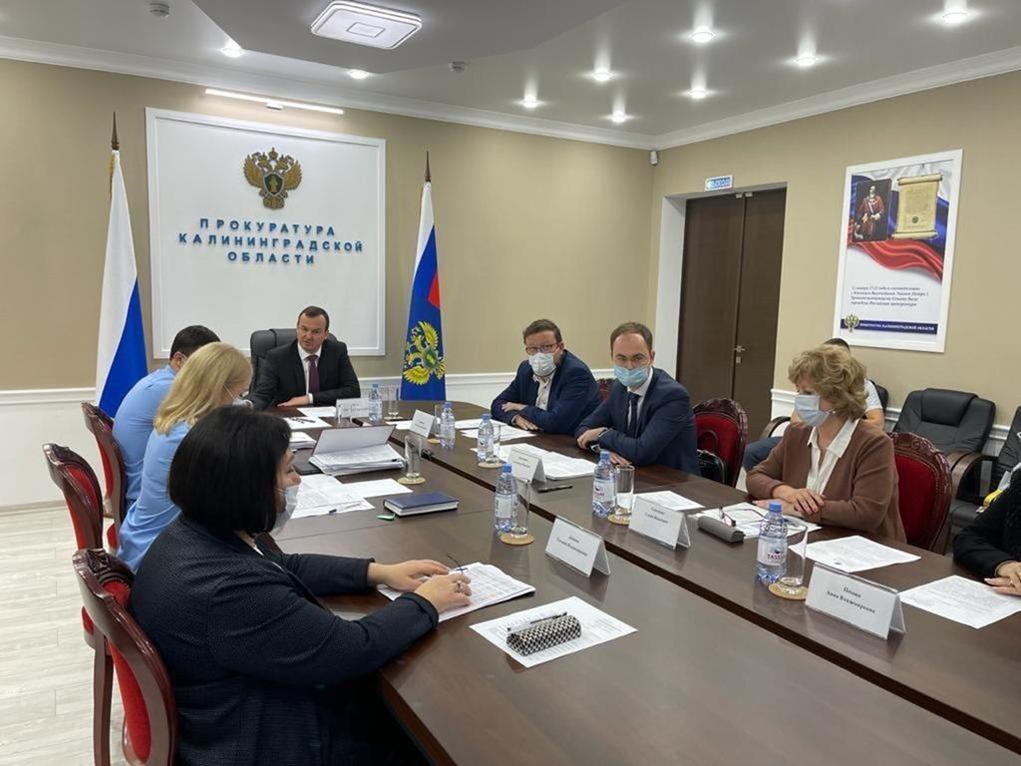 Зампрокурора Калининградской области: учреждения здравоохранения накапливают долги перед предпринимателями